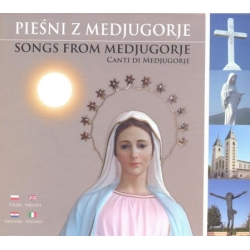 Pieśni z Medjugorje (CD-Audio)