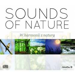 Sounds of nature W harmonii z naturą [5xCD]