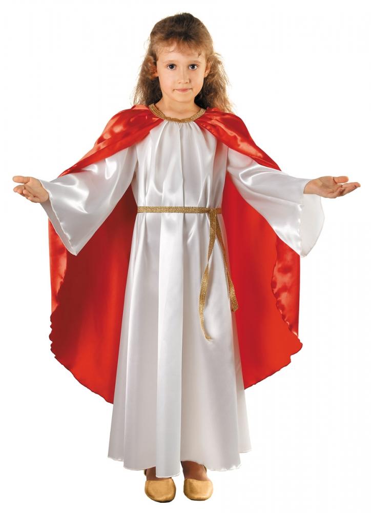 c37a75aaf81000 Stroje świętych, Strój dla dzieci Św. Barbara 6-9 lat