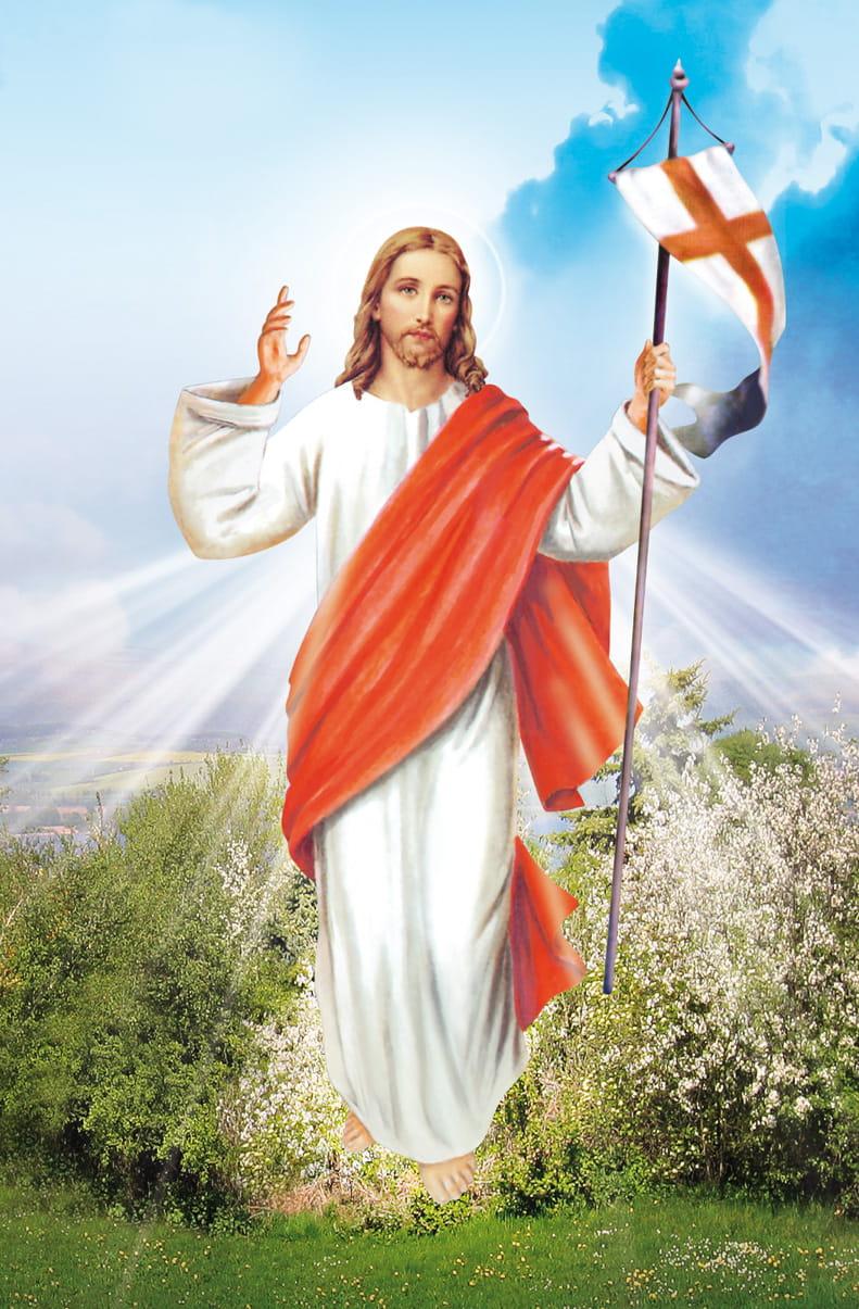 Jezus Zmartwychwstały!